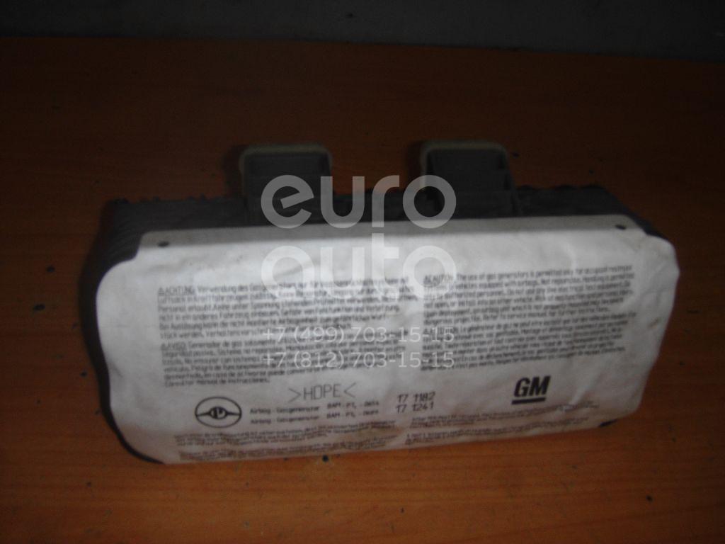 Подушка безопасности пассажирская (в торпедо) для Opel Astra G 1998-2005;Zafira A (F75) 1999-2005 - Фото №1