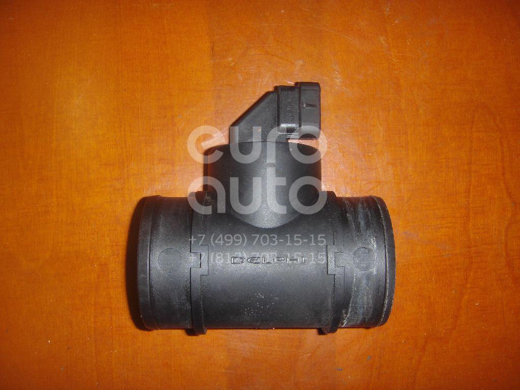 Расходомер воздуха (массметр) для Opel Astra H / Family 2004-2015;Astra G 1998-2005;Zafira (F75) 1999-2005;Zafira B 2005-2012 - Фото №1