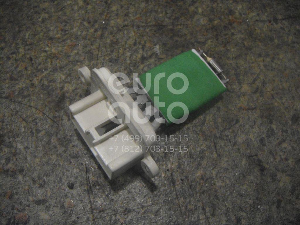 Резистор отопителя для Opel Meriva 2003-2010 - Фото №1