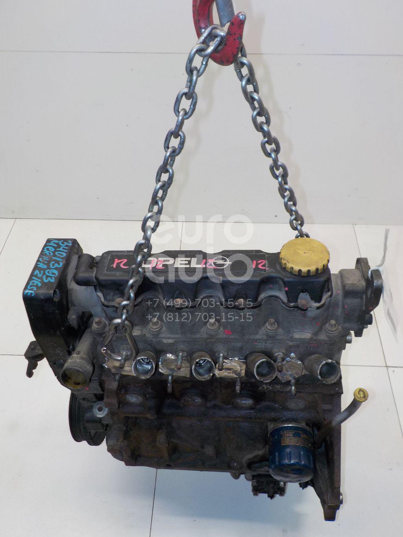 Двигатель для Opel Meriva 2003-2010 - Фото №1