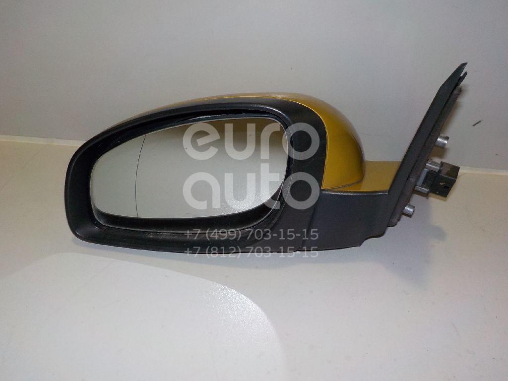 Зеркало левое электрическое для Opel Vectra C 2002-2008 - Фото №1