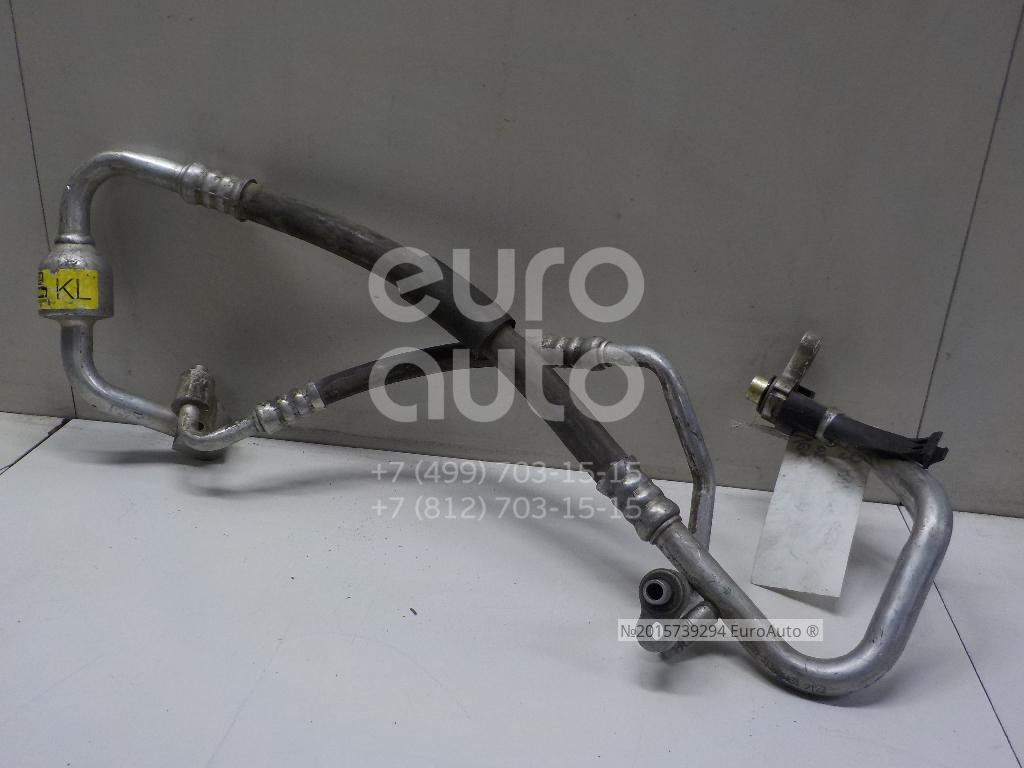 Трубка кондиционера для Opel Vectra C 2002-2008;Signum 2003-2008 - Фото №1