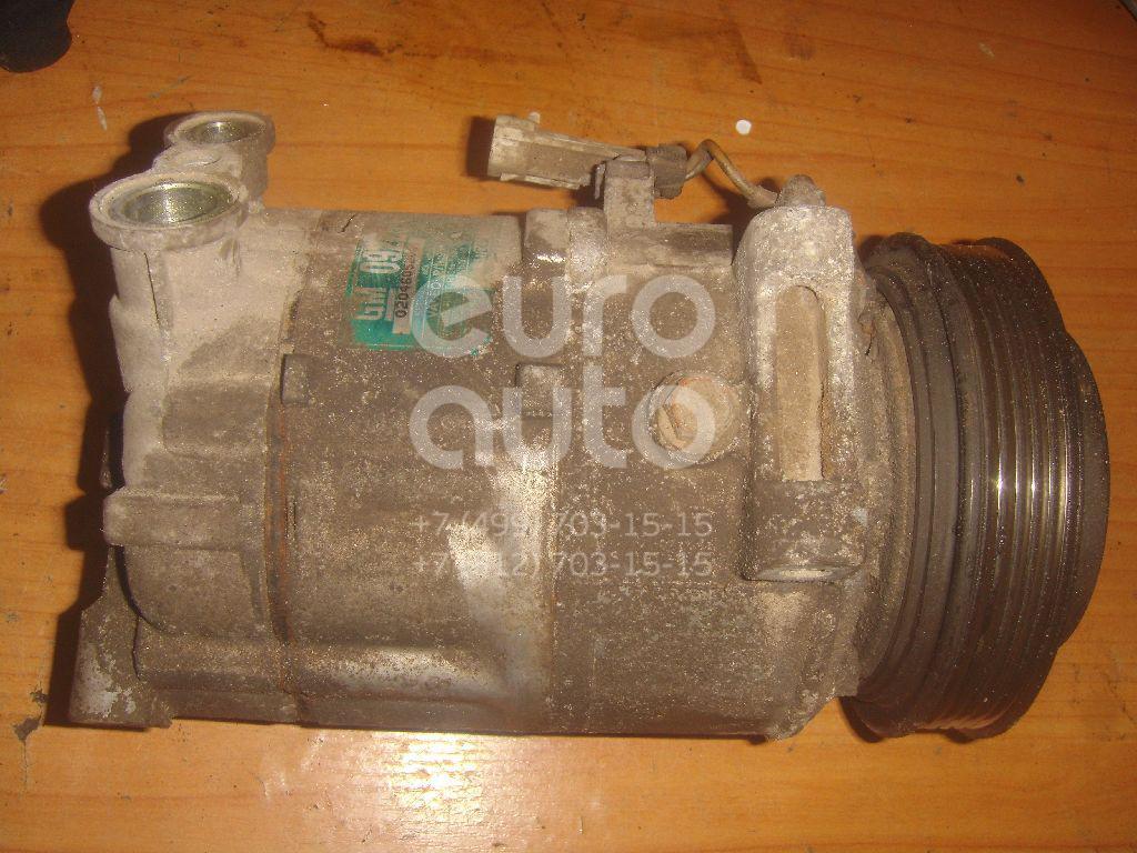 Компрессор системы кондиционирования для Opel Vectra C 2002-2008;Signum 2003> - Фото №1