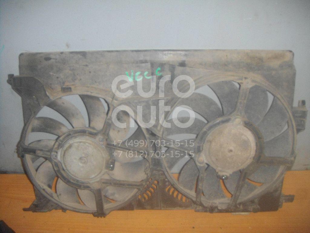 Вентилятор радиатора для Opel Vectra C 2002-2008 - Фото №1