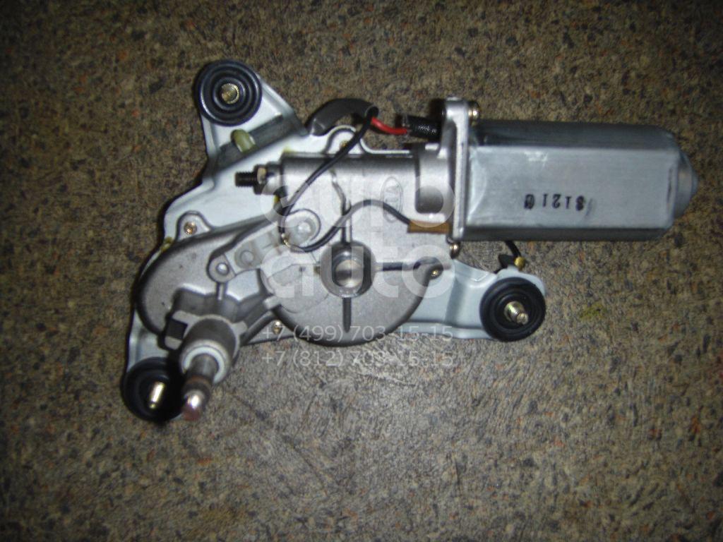 Моторчик стеклоочистителя задний для Kia Carens 2002-2006 - Фото №1