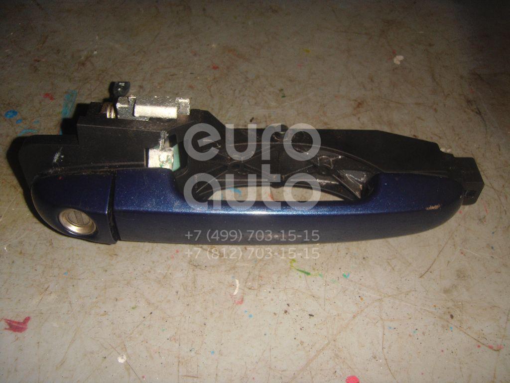 Ручка двери передней наружная правая для Kia Ceed 2007- 2012 - Фото №1