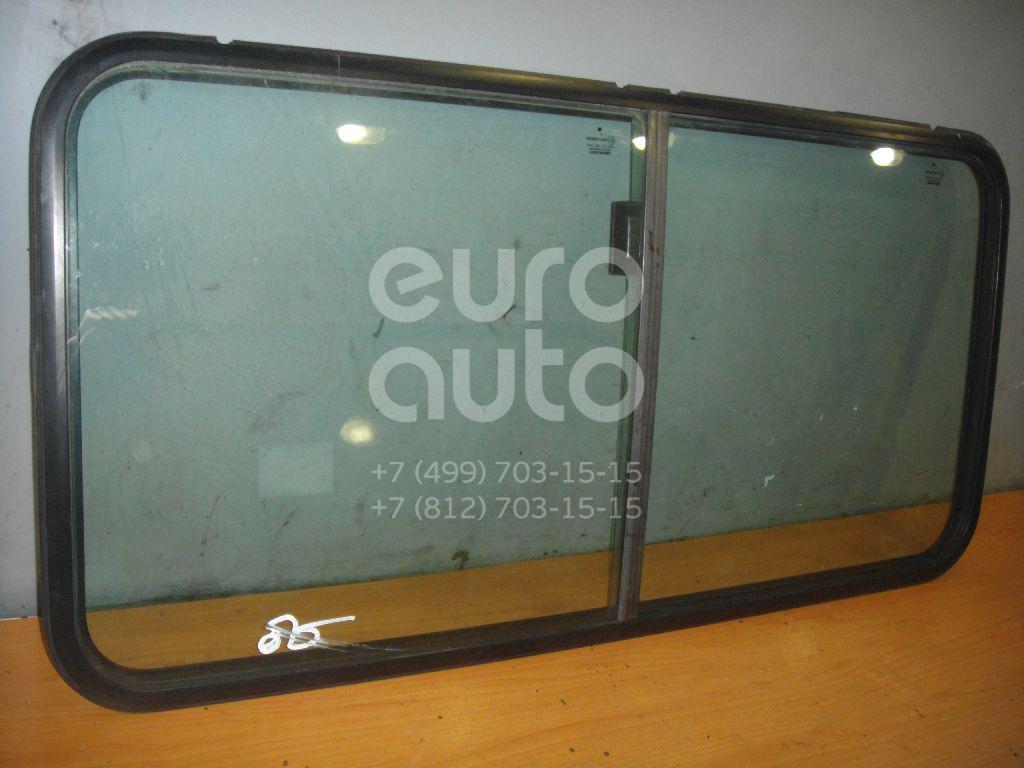 Стекло двери сдвижной для Fiat,Peugeot,Citroen Ducato 244 (+ЕЛАБУГА) 2002-2006;Boxer 244 2002-2005;Jumper 244 2002-2006 - Фото №1