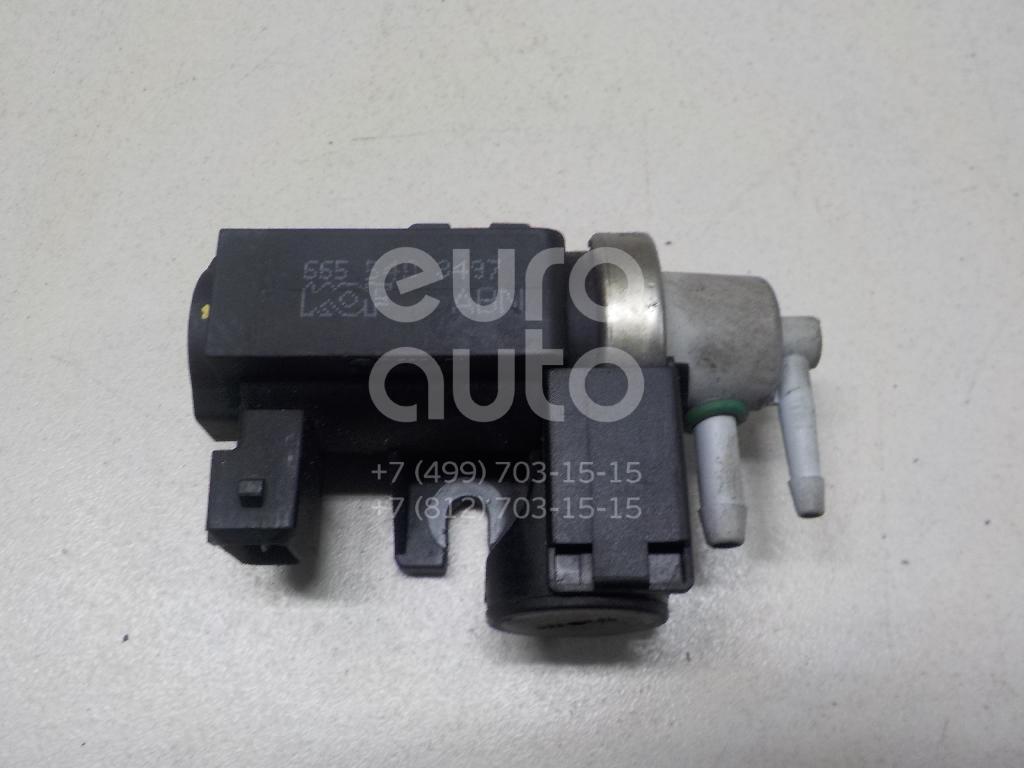 Клапан электромагнитный Ssang Yong Rexton I 2001-2006; (6655403497)  - купить со скидкой