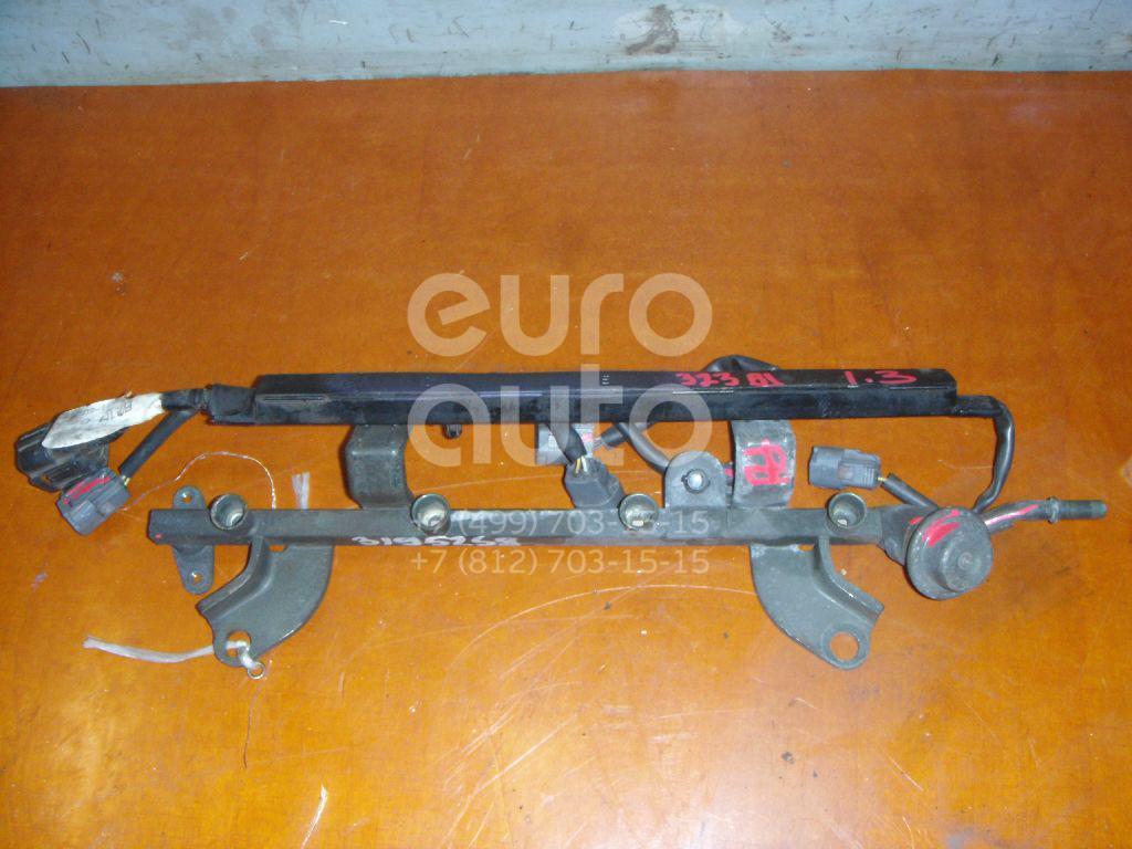 Рейка топливная (рампа) для Mazda 323 (BJ) 1998-2003 - Фото №1
