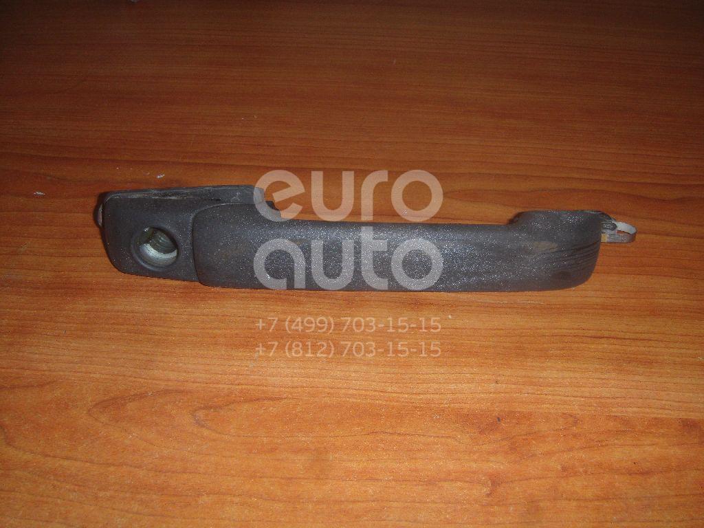 Ручка двери передней наружная правая для VW Golf III/Vento 1991-1997 - Фото №1