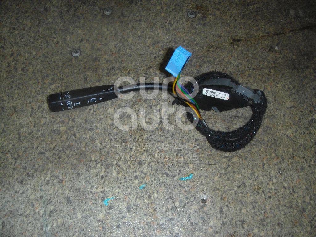 Переключатель круиз контроля для Mercedes Benz W203 2000-2006;G-Class W463 1989> - Фото №1