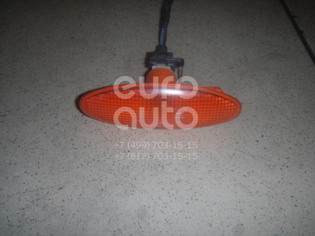 Повторитель на крыло желтый для Ford Mondeo II 1996-2000;Escort/Orion 1995-2001;Scorpio 1994-1998;Cougar 1998-2001 - Фото №1