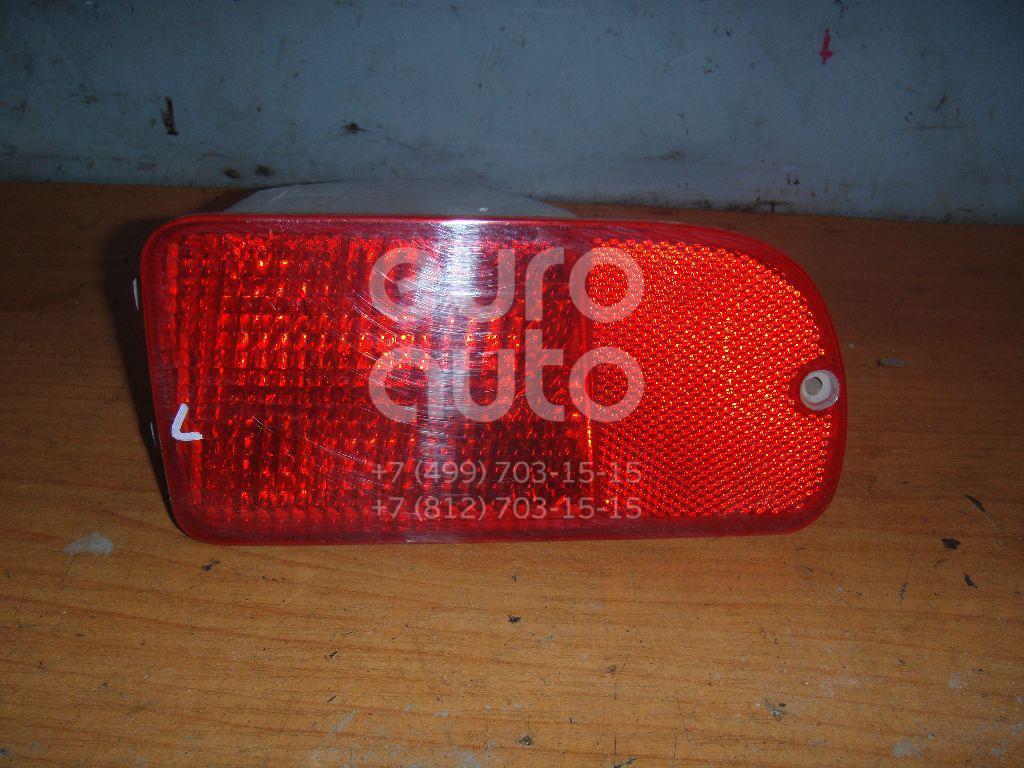 Фонарь задний в бампер левый для Chevrolet Rezzo 2005-2010 - Фото №1