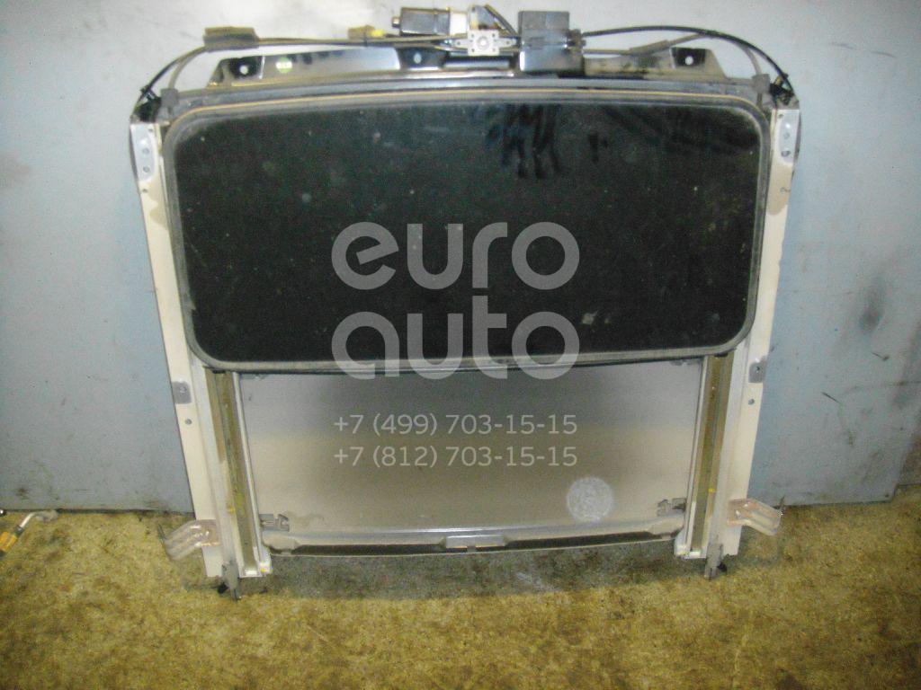 Люк в сборе электрический для Chevrolet Rezzo 2005-2010 - Фото №1
