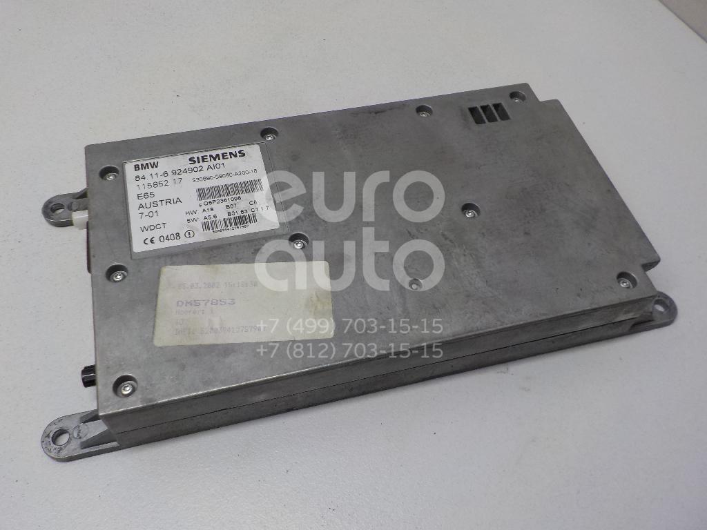 Купить Блок электронный BMW 7-серия E65/E66 2001-2008; (84116924902)