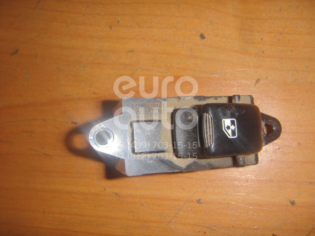 Кнопка стеклоподъемника для Chevrolet,Daewoo Rezzo 2005-2010;Evanda 2004-2006;Rezzo 2000-2011 - Фото №1