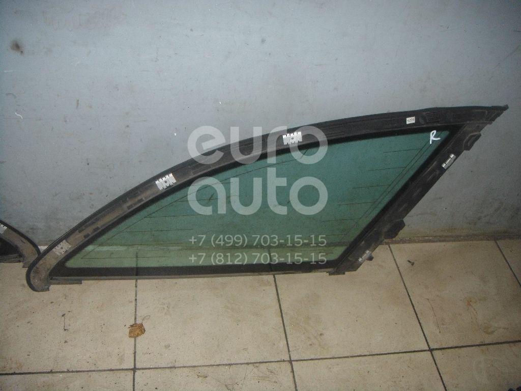Стекло кузовное глухое правое для Mercedes Benz W203 2000-2006 - Фото №1