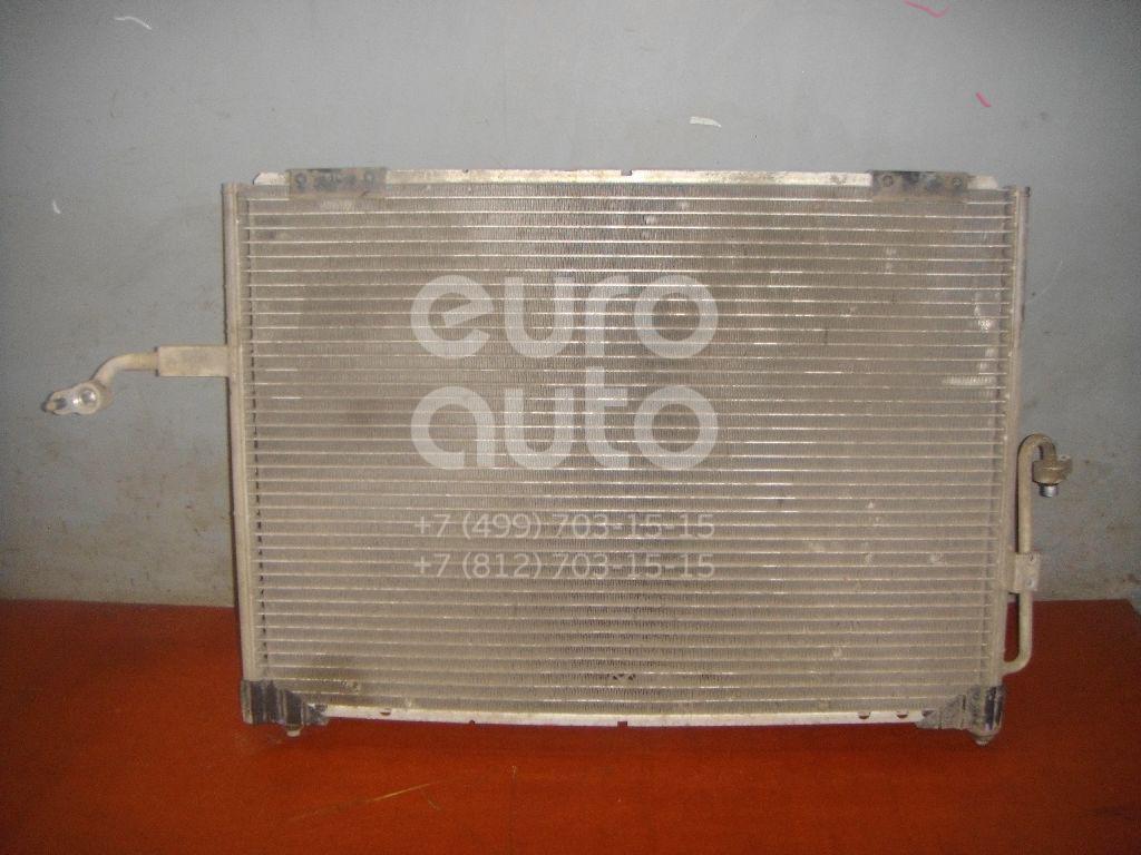 Радиатор кондиционера (конденсер) для Chevrolet Rezzo 2003> - Фото №1