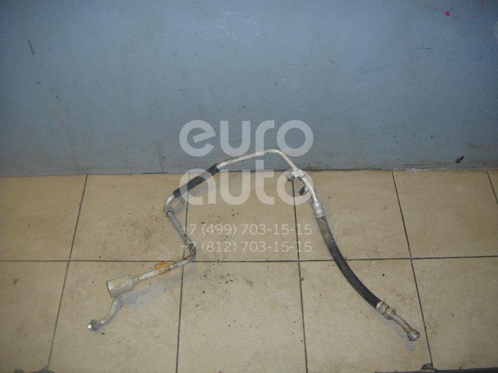 Трубка кондиционера для Chevrolet Rezzo 2005-2010 - Фото №1