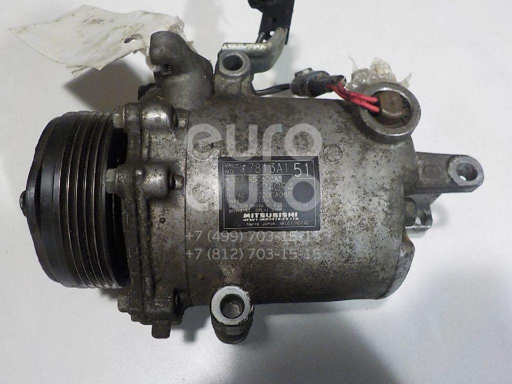 Компрессор системы кондиционирования для Mitsubishi Lancer (CX,CY) 2007>;Colt (Z3) 2003-2012 - Фото №1