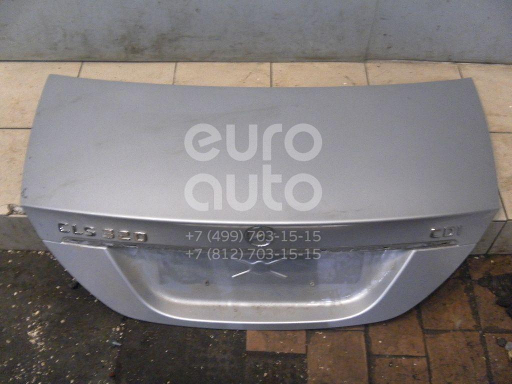 Крышка багажника для Mercedes Benz W219 CLS 2004-2010 - Фото №1