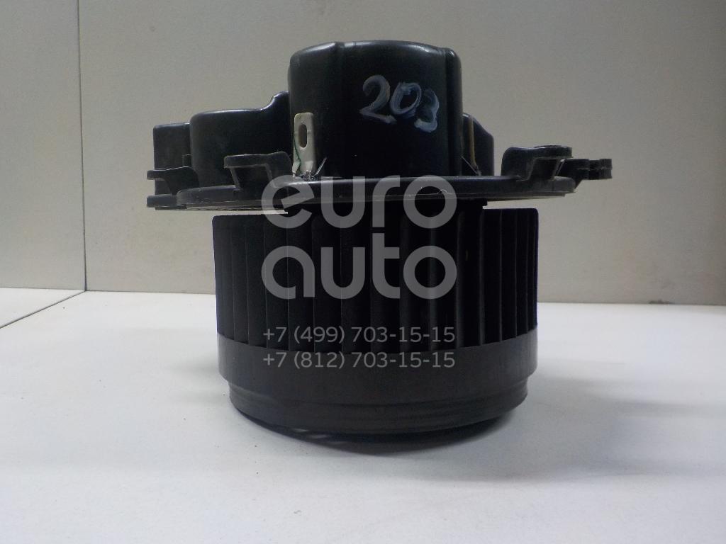 Моторчик отопителя для Mercedes Benz W203 2000-2006 - Фото №1