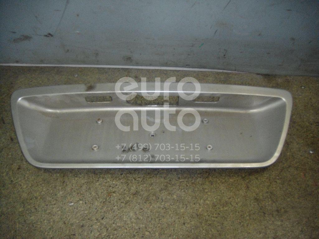 Накладка крышки багажника для Mercedes Benz W203 2000-2006 - Фото №1