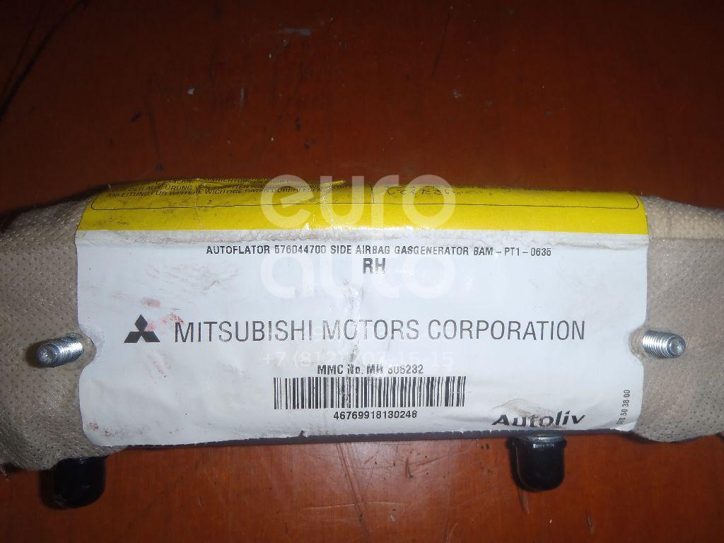 Подушка безопасности боковая (в сиденье) для Mitsubishi Space Star 1998-2004 - Фото №1