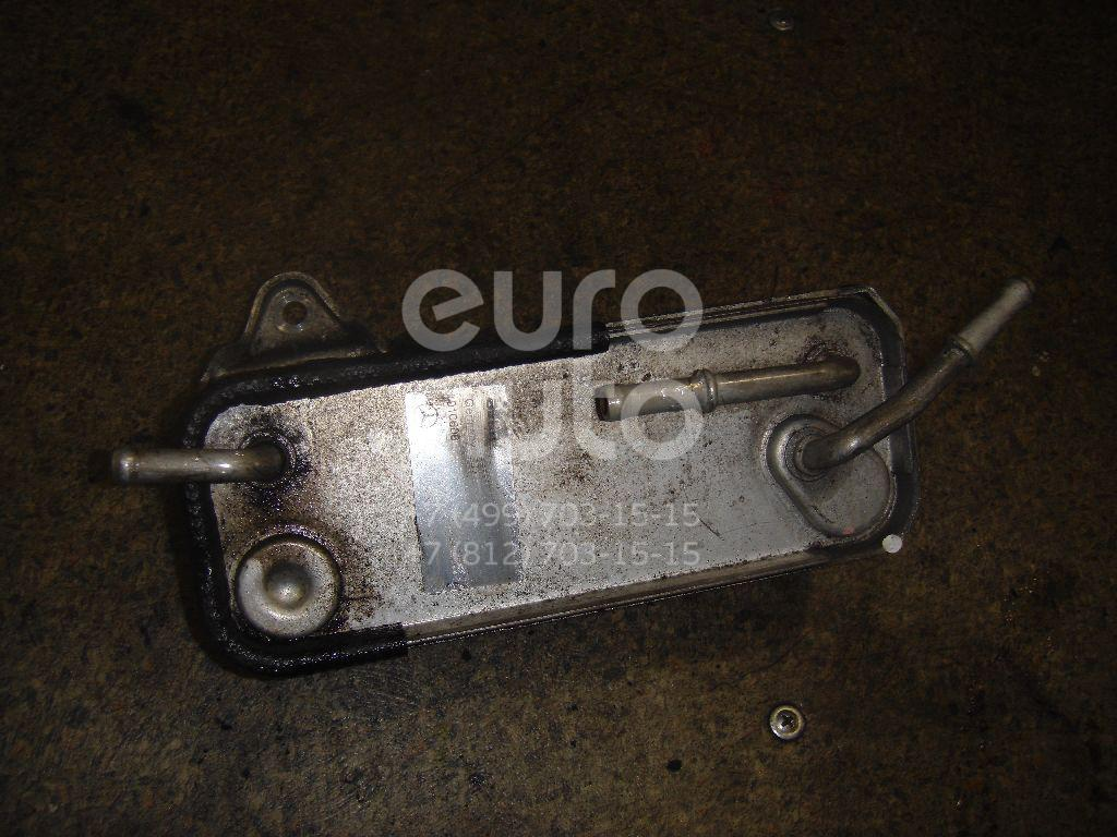 Радиатор топливный для Mercedes Benz W203 2000-2006 - Фото №1