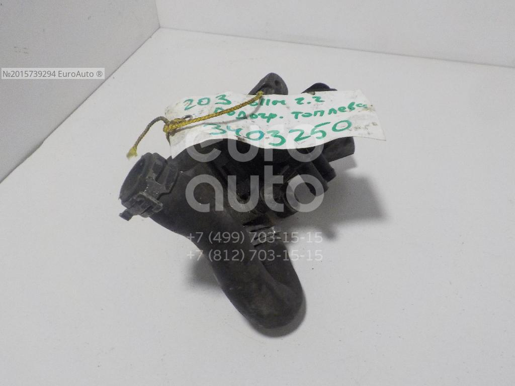 Система подогрева топлива для Mercedes Benz W203 2000-2006;W163 M-Klasse (ML) 1998-2004 - Фото №1