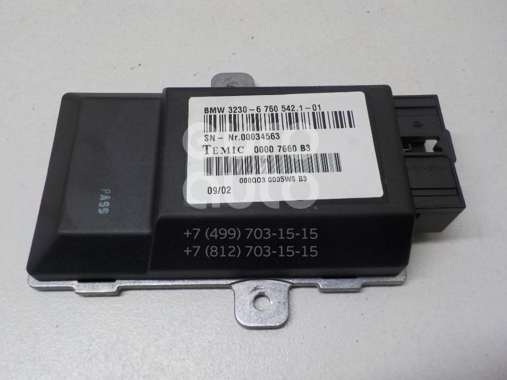Купить Блок электронный BMW 7-серия E65/E66 2001-2008; (32306760542)