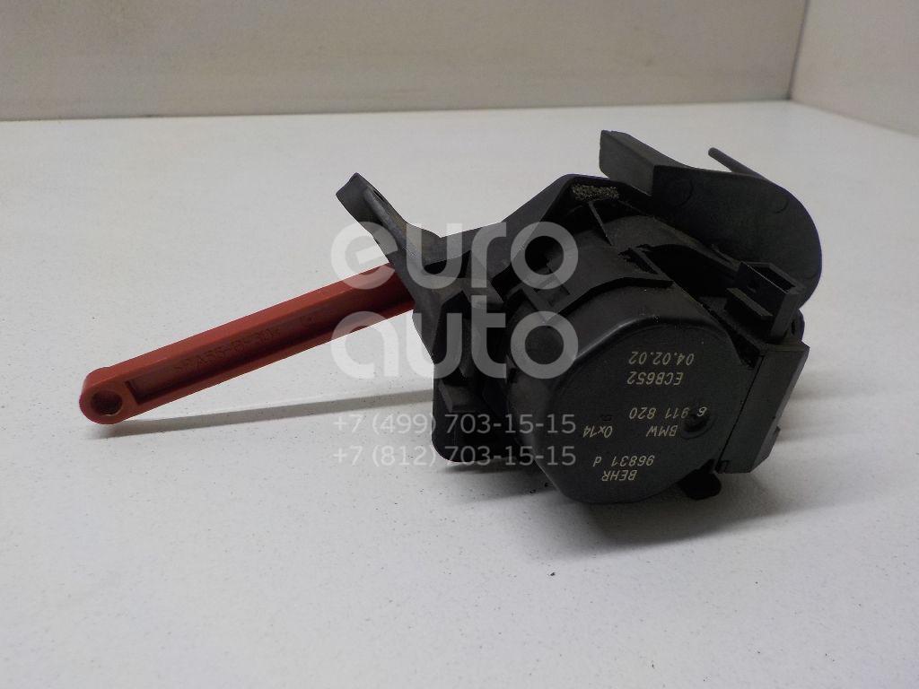 Купить Моторчик заслонки отопителя BMW 7-серия E65/E66 2001-2008; (64116911820)
