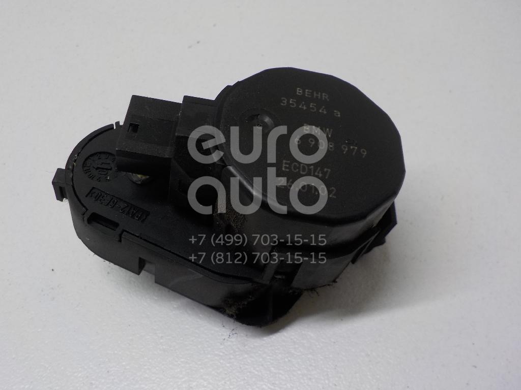 Купить Моторчик заслонки отопителя BMW 7-серия E65/E66 2001-2008; (64116908979)