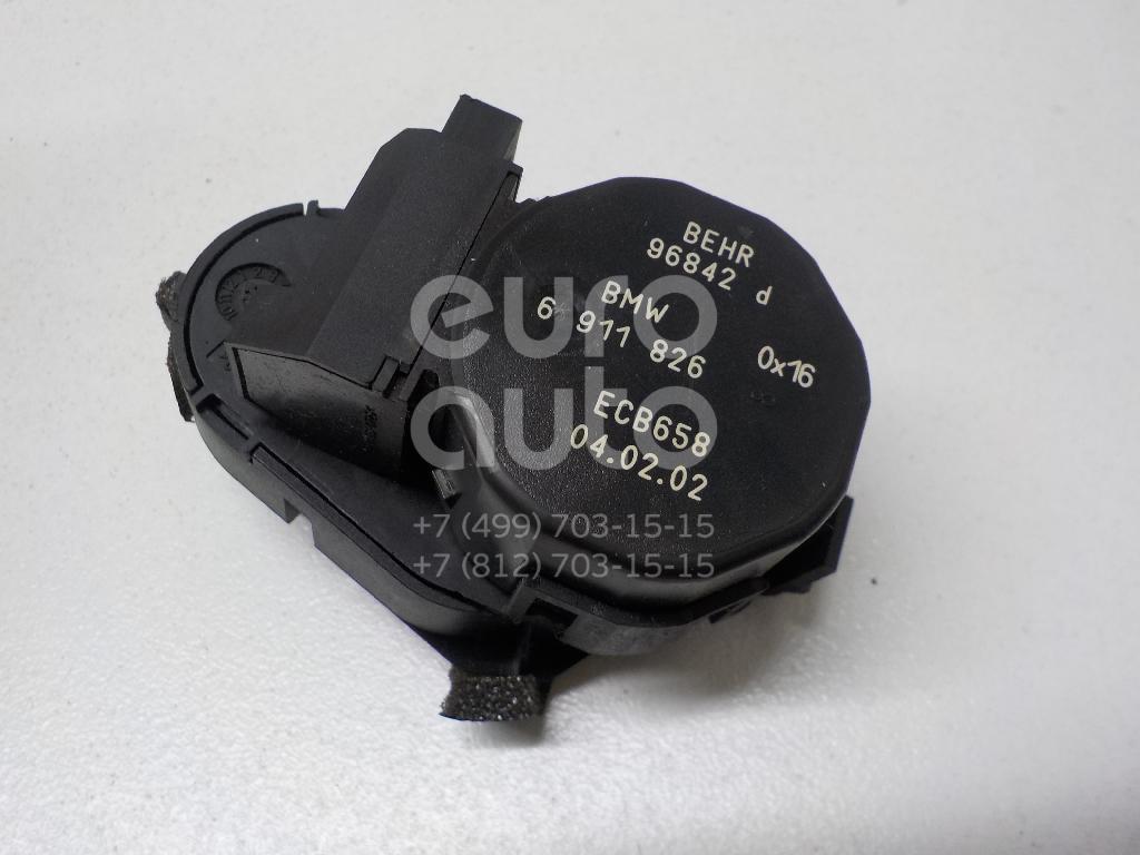 Купить Моторчик заслонки отопителя BMW 7-серия E65/E66 2001-2008; (64116911826)