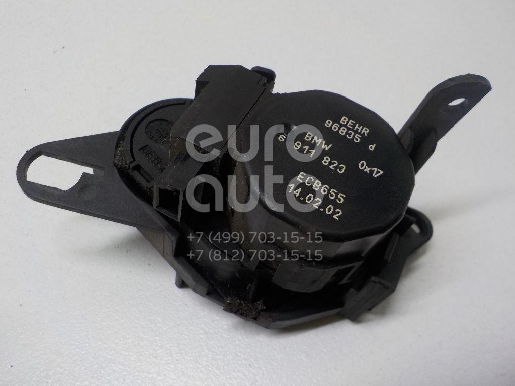 Купить Моторчик заслонки отопителя BMW 7-серия E65/E66 2001-2008; (64116911823)