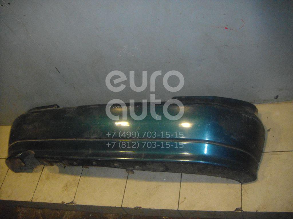 Бампер задний для Mitsubishi Galant (EA) 1997-2003 - Фото №1