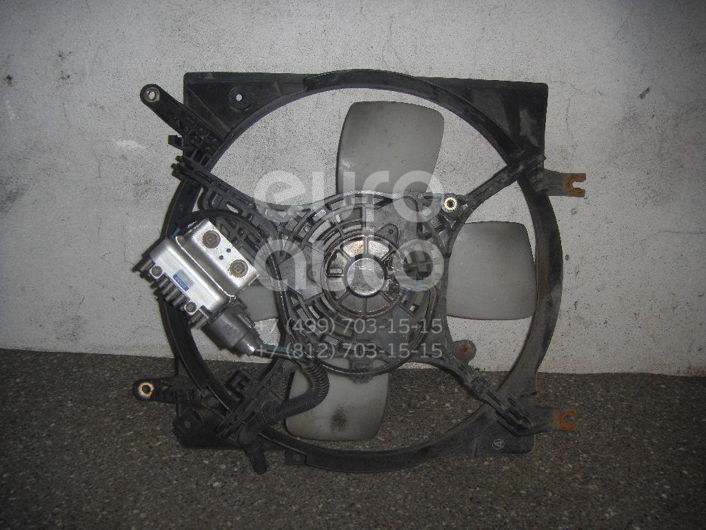 Вентилятор радиатора для Mitsubishi Galant (EA) 1997-2003 - Фото №1