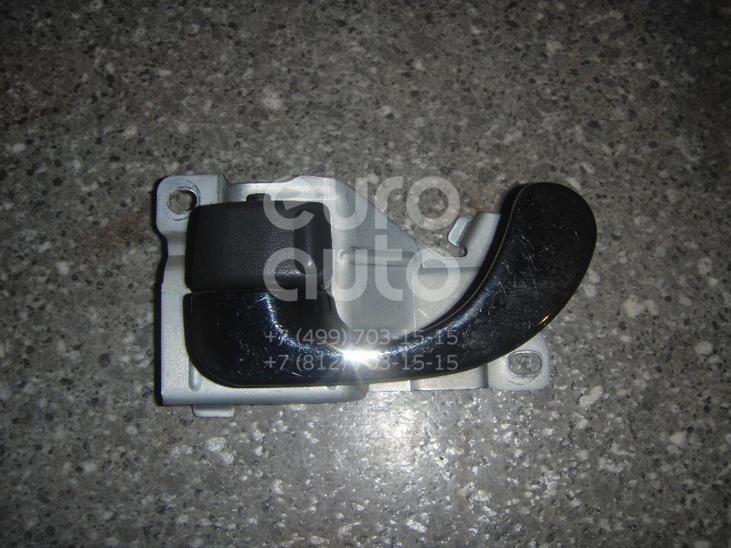 Ручка двери внутренняя левая для Mitsubishi Galant (EA) 1997-2003 - Фото №1