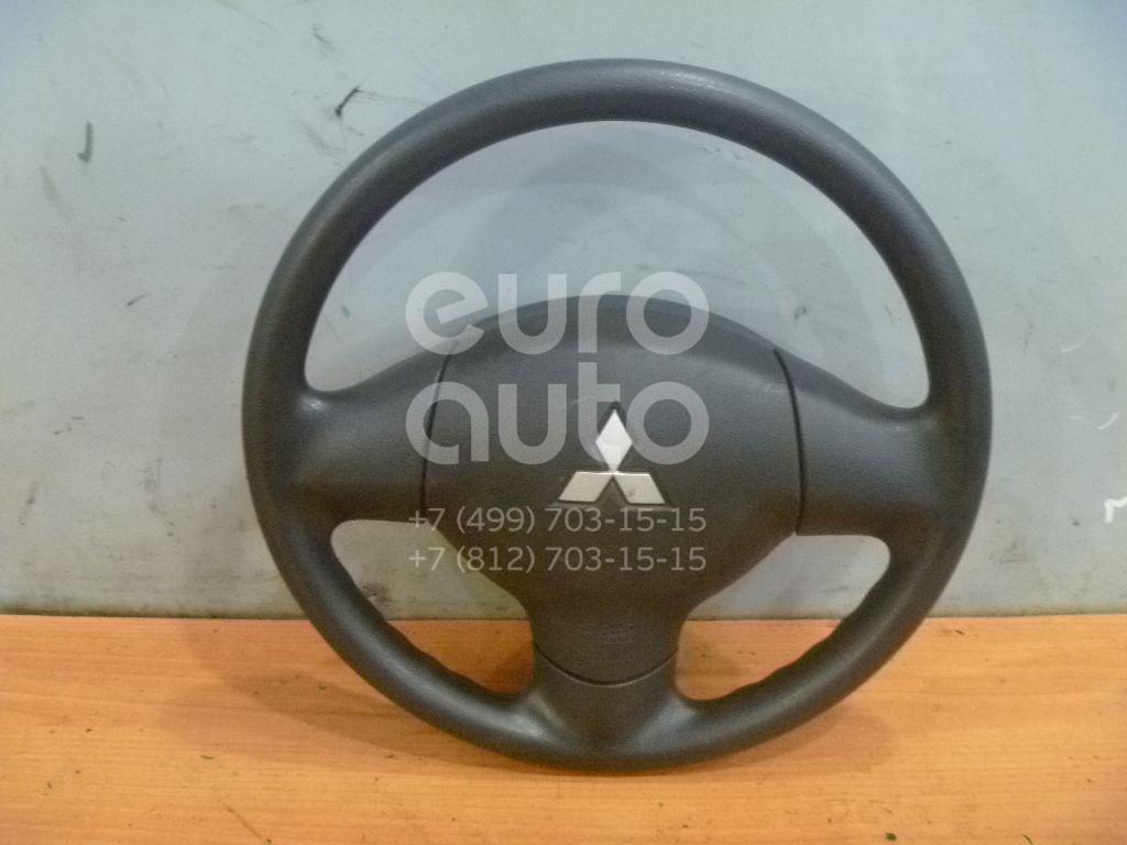 Рулевое колесо с AIR BAG для Mitsubishi Lancer (CX,CY) 2007> - Фото №1