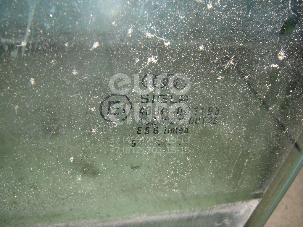 Стекло двери передней левой для Audi A6 [C4] 1994-1997;100 [C4] 1991-1994 - Фото №1