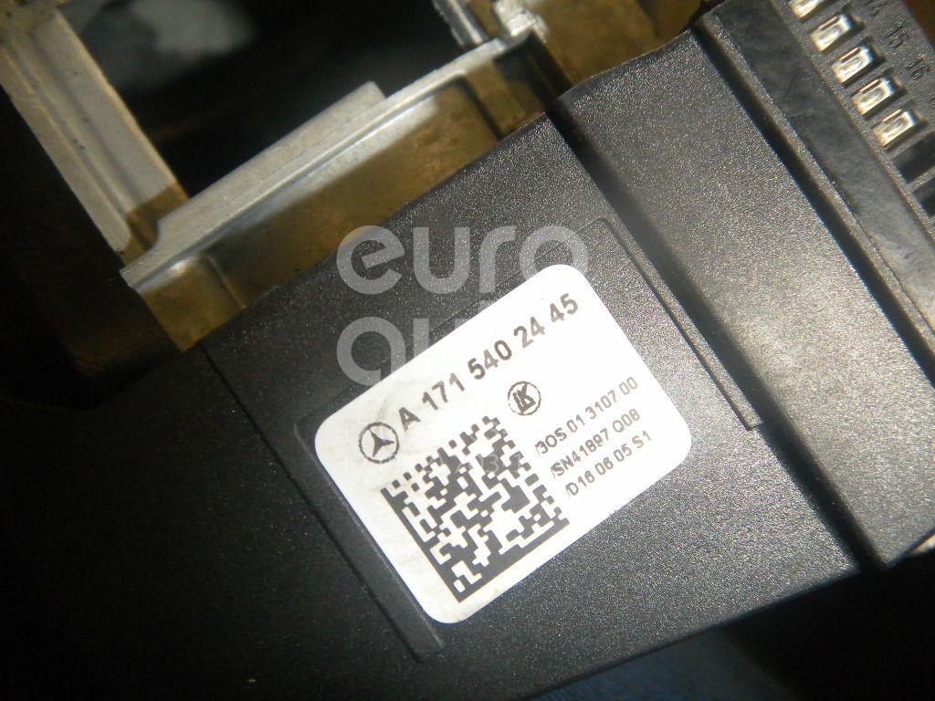 Переключатель круиз контроля для Mercedes Benz W219 CLS 2004-2010;G-Class W463 1989>;W211 E-Klasse 2002-2009;R171 SLK 2004-2011 - Фото №1