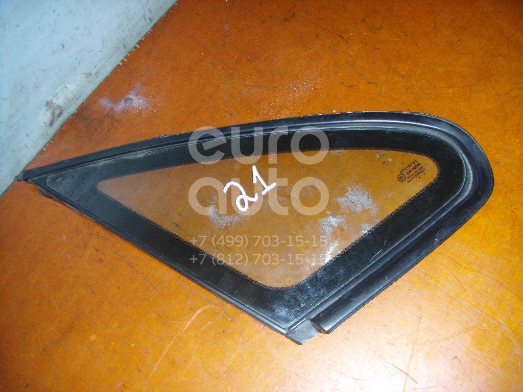 Стекло кузовное глухое левое для Honda Accord V 1996-1998 - Фото №1