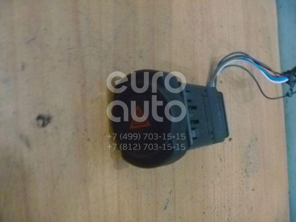 Кнопка аварийной сигнализации для Renault Logan 2005-2014 - Фото №1