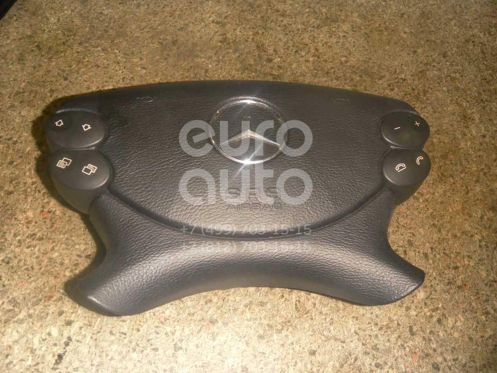 Подушка безопасности в рулевое колесо для Mercedes Benz W219 CLS 2004-2010 - Фото №1