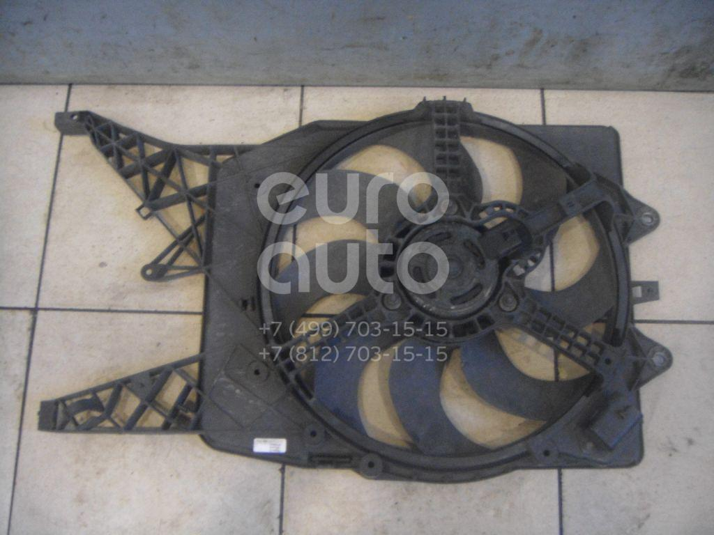 Вентилятор радиатора для Opel Corsa D 2006-2015 - Фото №1