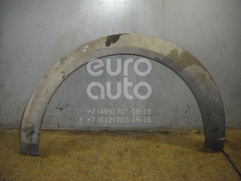 Накладка заднего крыла правого для Ford Transit/Tourneo Connect 2002-2013 - Фото №1