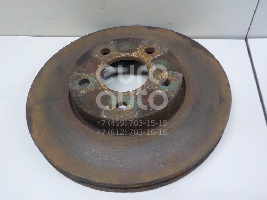 Купить Диск тормозной передний вентилируемый Ford Focus II 2005-2008; (1734696)