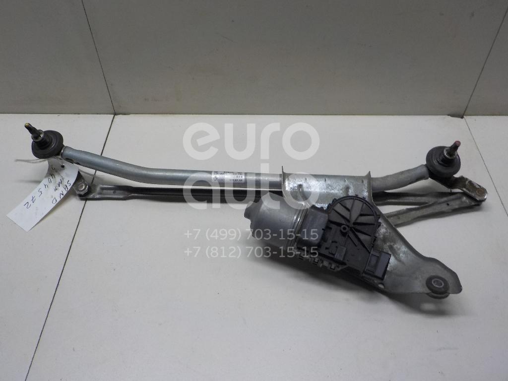 Трапеция стеклоочистителей для Renault Sandero 2009-2014;Logan 2005-2014 - Фото №1
