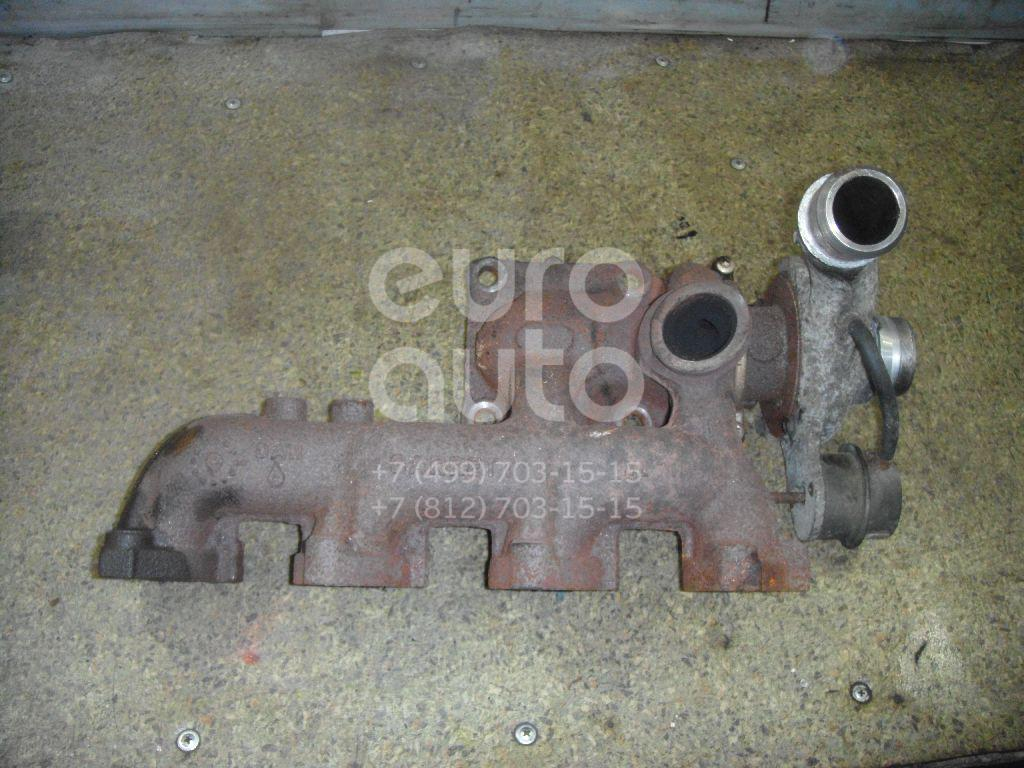 Турбокомпрессор (турбина) для Ford Transit/Tourneo Connect 2002-2013;Focus I 1998-2005 - Фото №1