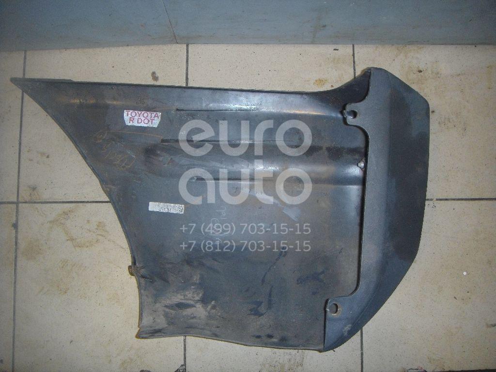 Накладка заднего бампера правая для Toyota RAV 4 1994-2000 - Фото №1
